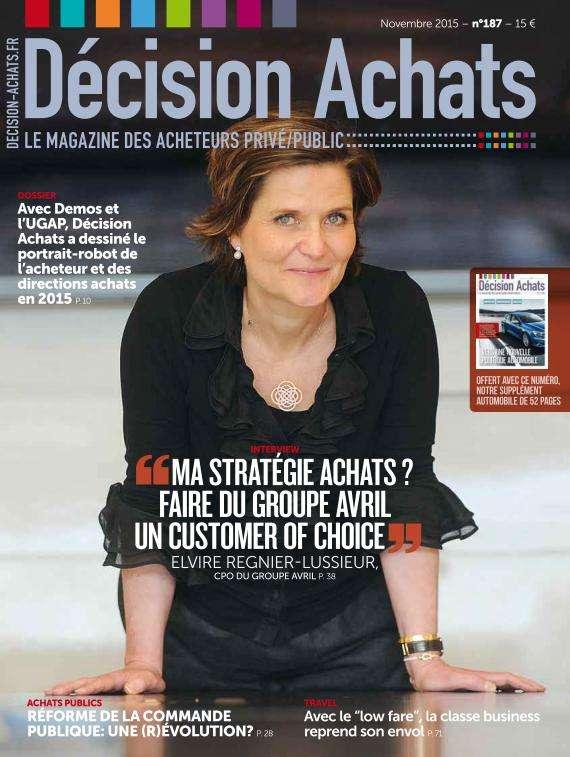 Décision Achats - Novembre 2015