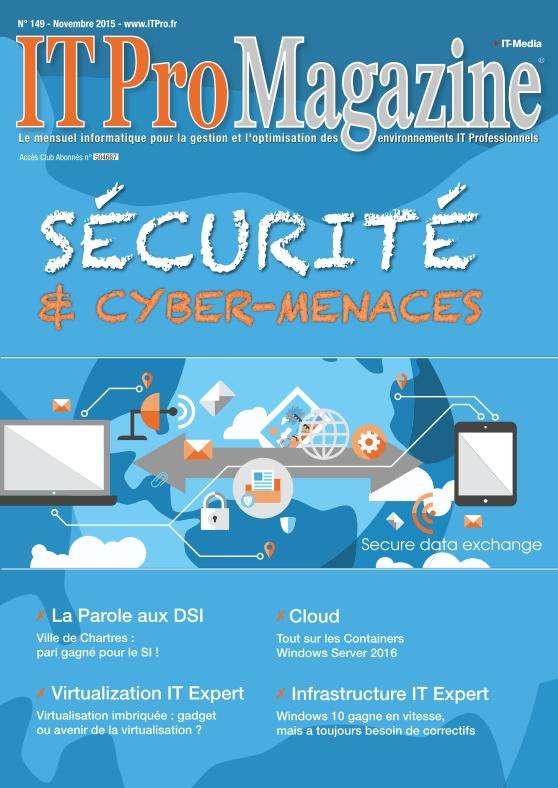 IT Pro Magazine 149 - Novembre 2015