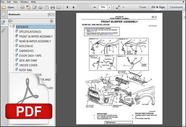 Mitsubishi Outlander Sport 2013 2014 2015 Service Repair Manual   Wiring Diagram
