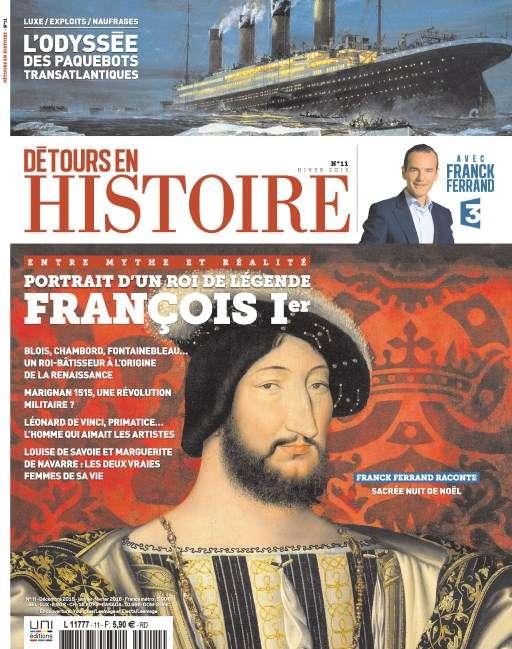 Détours en Histoire 11 - Hiver 2015/2016