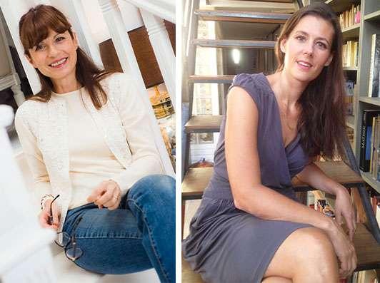 Sophie Bester et Judith Dessons