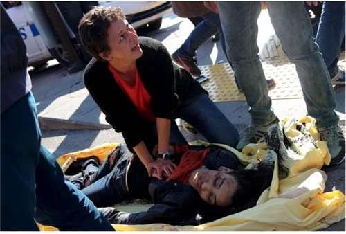 თურქეთის დედაქალაქ ანკარაში, ორი აფეთქება მოხდა