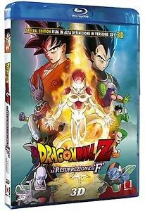 Dragon Ball Z - La resurrezione di 'F' (2015) ISO 3D 2D BluRay Full AVC DTS-HD MA ITA JAP - DDN
