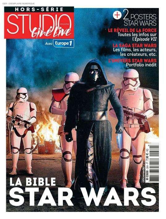 Studio Ciné Live Hors-Série 30 -2015