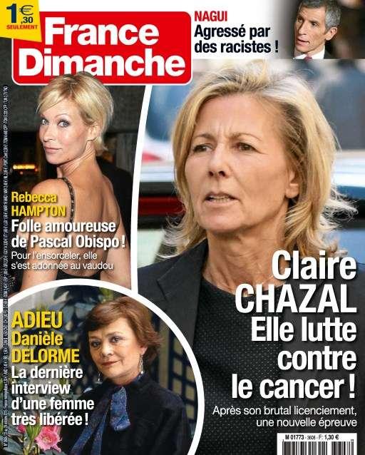 France Dimanche 3608 - 23 au 29 Octobre 2015