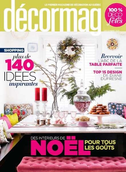 décormag – Decembre 2015