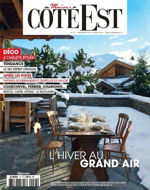 Maisons Côté Est 77 - Décembre 2015/Février 2016