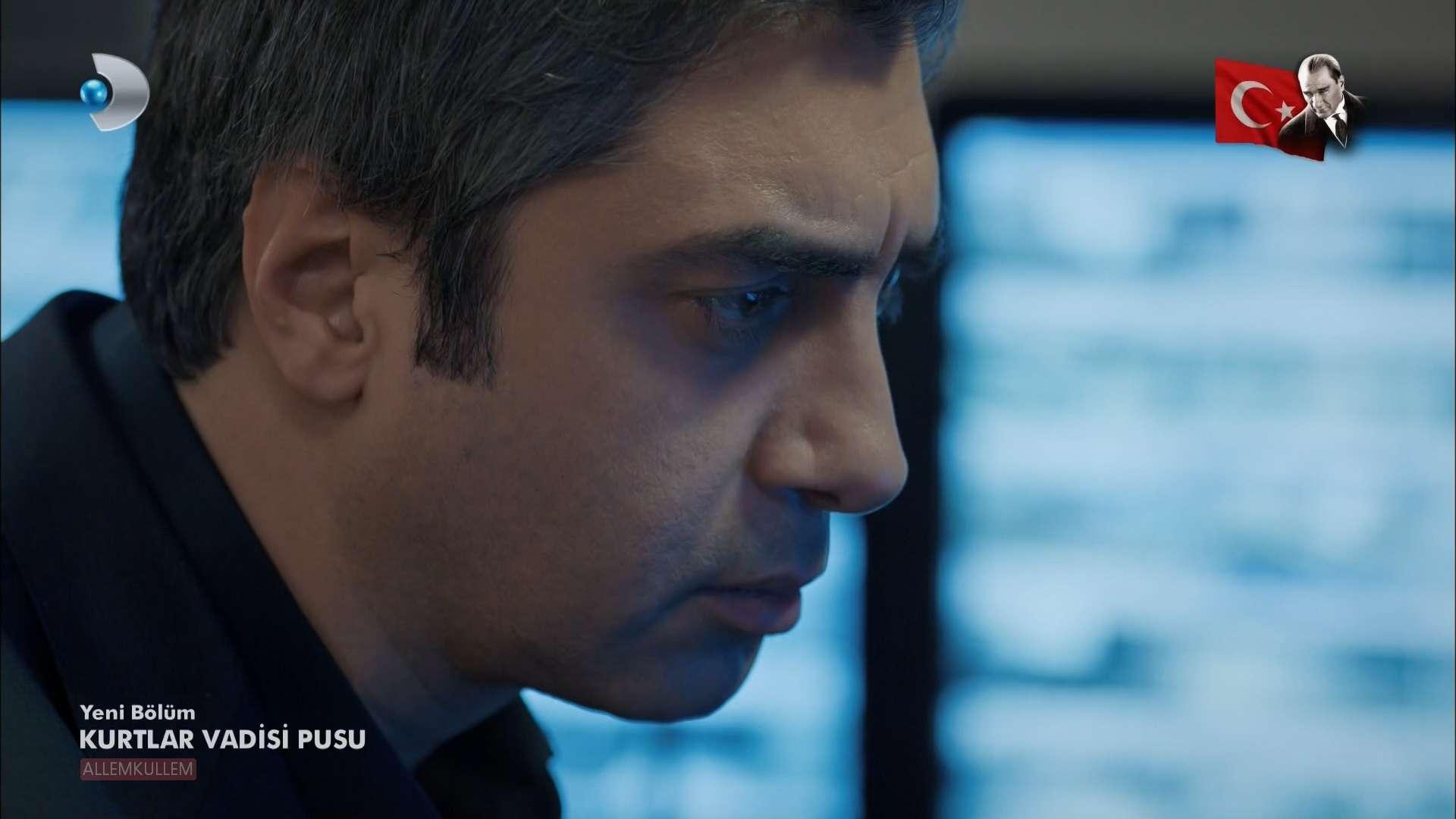 Kurtlar Vadisi Pusu 269.Bölüm (29.10.2015) HQ 1080p HDTV FuLLHD