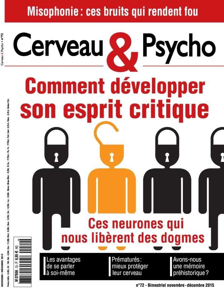 Cerveau & Psycho 72 - Novembre-Décembre 2015