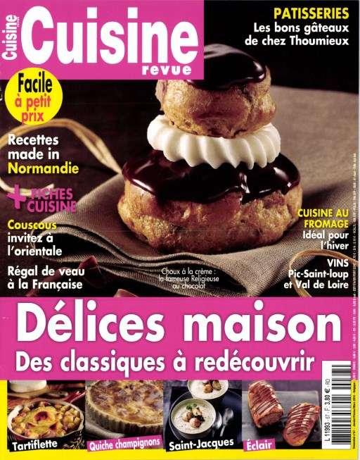 Cuisine Revue 67 - Janvier-Mars 2016