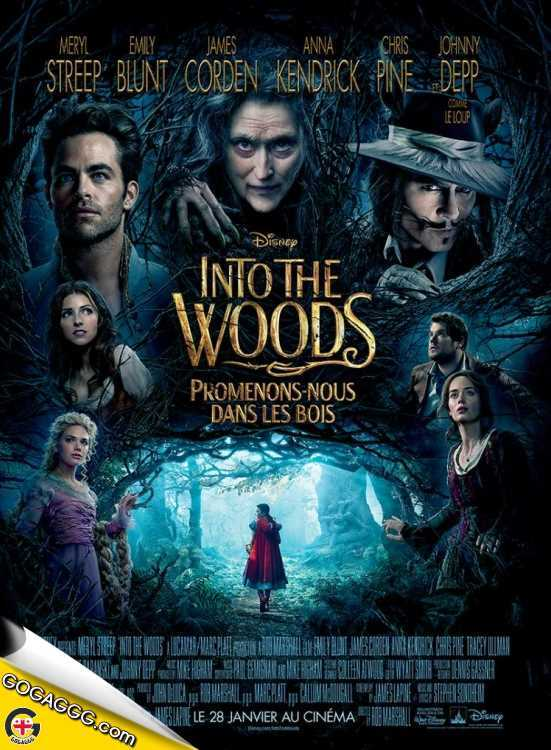 Into the Woods | ტყეში (ქართულად)