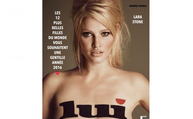 Lui France 23 - Décembre 2015/Janvier 2016