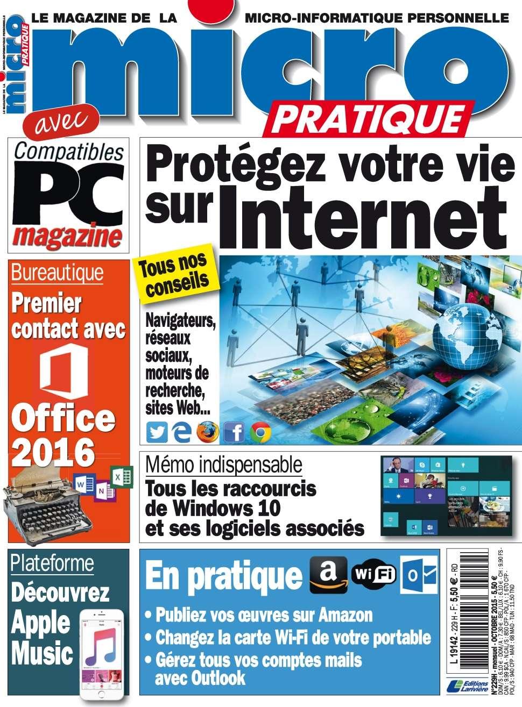 Micro Pratique 229 - Octobre 2015