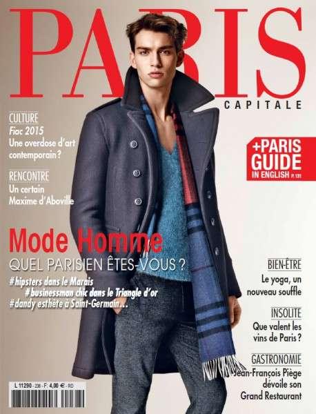 Paris Capitale - Octobre 2015