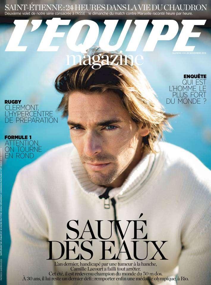 L'Equipe Magazine 1741 du samedi 28 novembre 2015