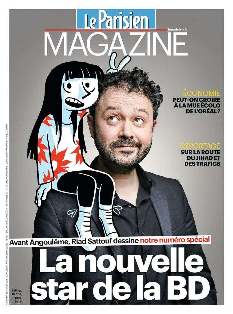 Le Parisien Magazine - 22 Janvier 2016