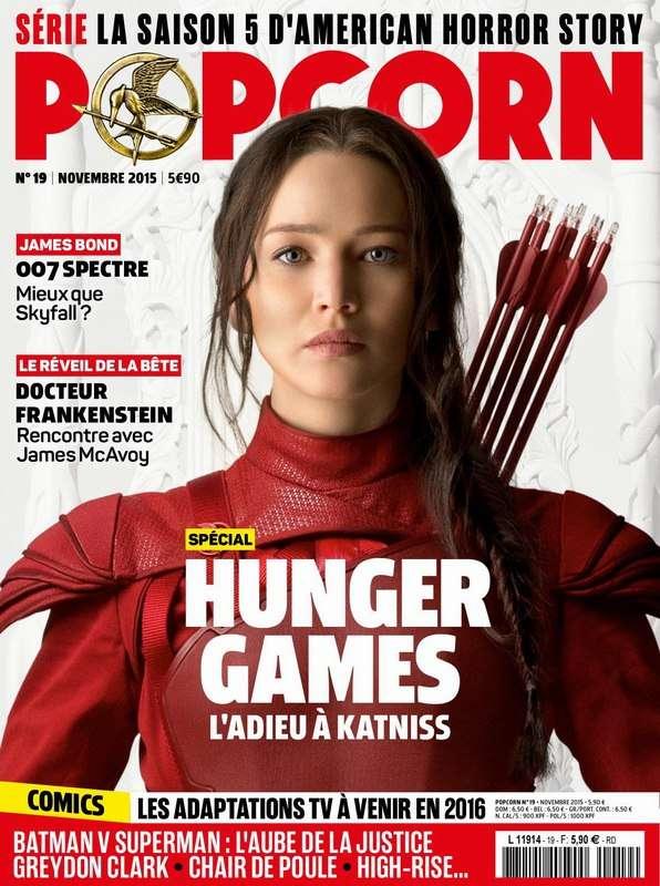 Popcorn 19 - Novembre 2015