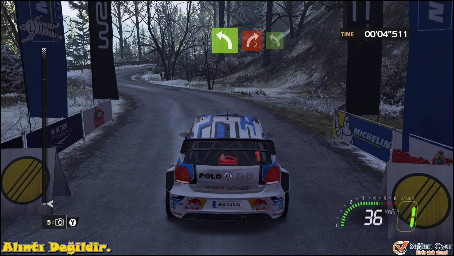 WRC 5 FIA World Rally Championship-2