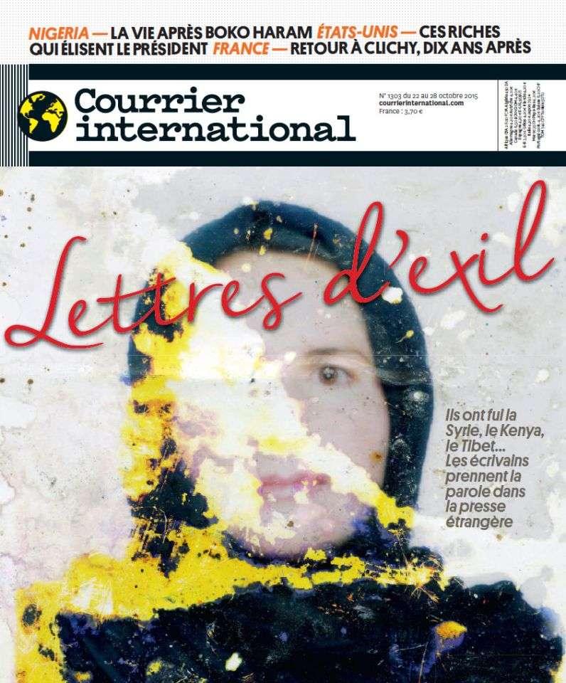 Courrier International 1303 - 22 au 28 Octobre 2015