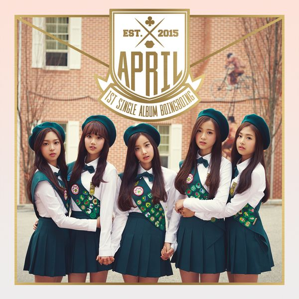 April - Boing Boing - Muah! (1st Single) K2Ost free mp3 download korean song kpop kdrama ost lyric 320 kbps