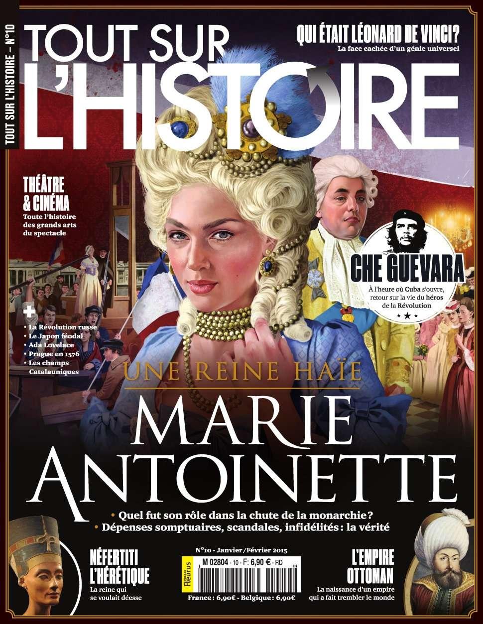 Tout Sur l'Histoire 10 - Janvier/Février2016