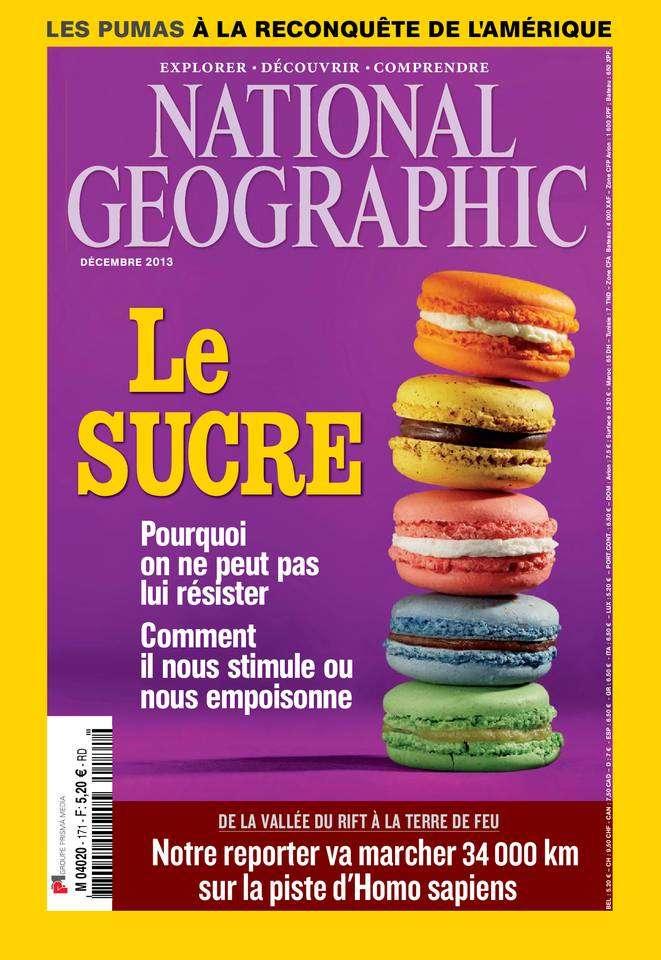 National Géographic 171 - Décembre 2013