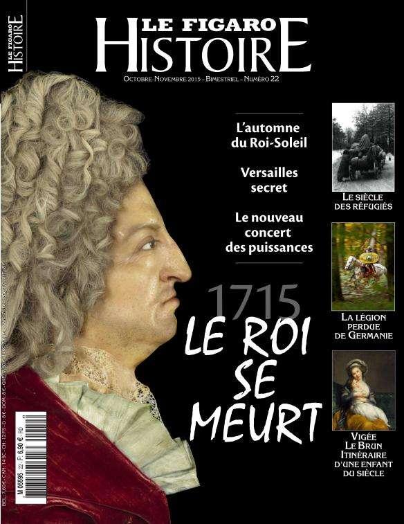 Le Figaro Histoire 22 - Octobre-Novembre 2015