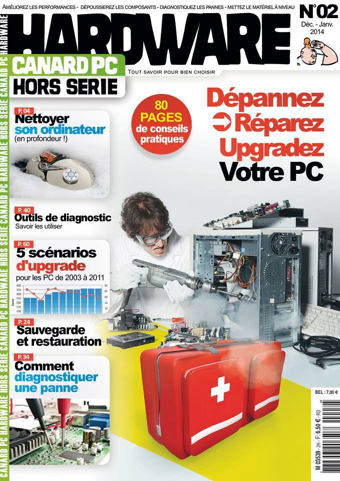 Canard PC Hardware Hors-Série 2 - 2014