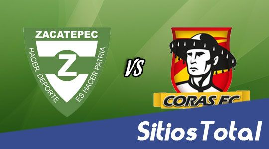 Zacatepec vs Coras Tepic en Vivo - Copa MX