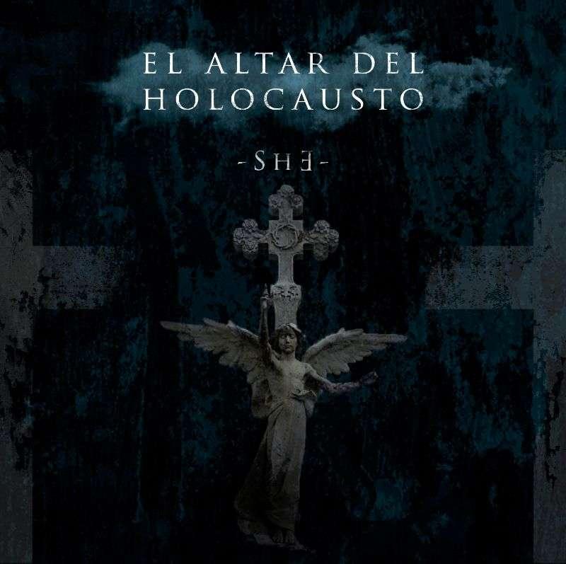El Altar del Holocausto  - She portada