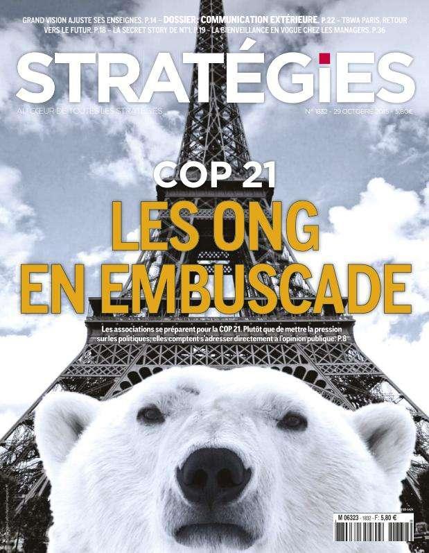 Stratégies - 29 Octobre 2015