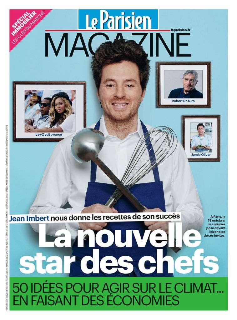 Le Parisien Magazine - 6 Novembre 2015