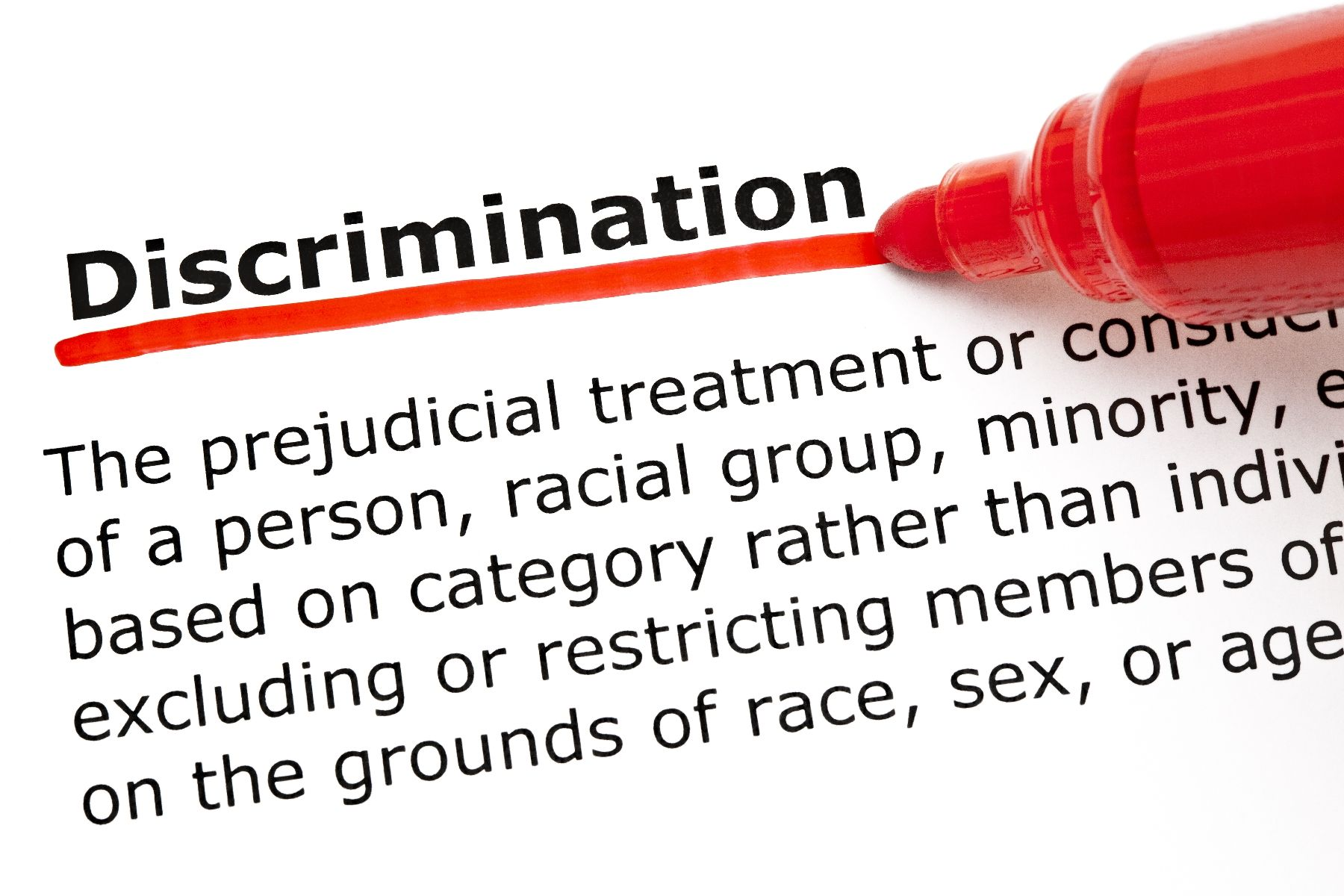 Civil Rights-Discrimination