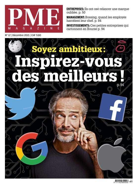 PME Magazine 12 - Décembre 2015