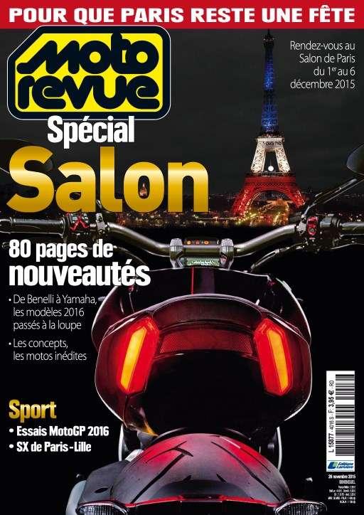 Moto Revue 4016 - Décembre 2015