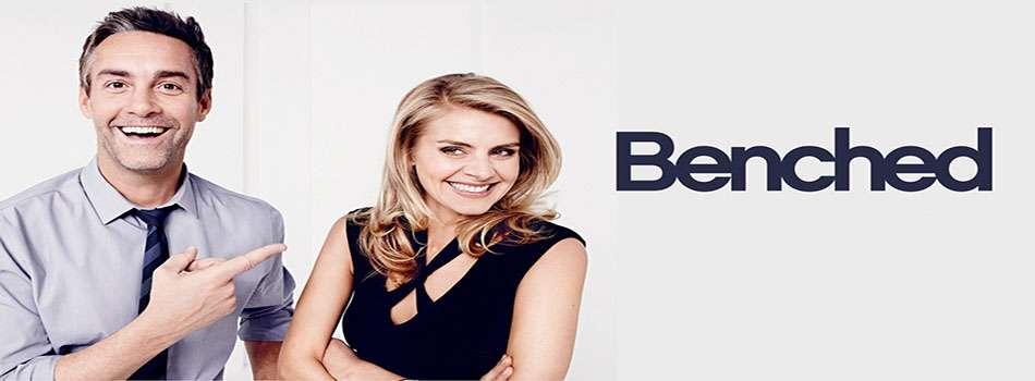 Benched S01 720p 1080p WEB-DL | S01E01-E12