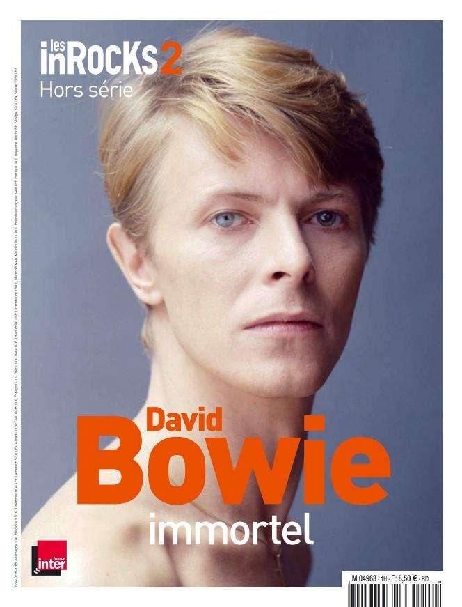 Les Inrocks 2 HS Janvier 2016 - David Bowie
