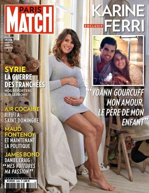 Paris Match 3468 - 5 au 11 Novembre 2015