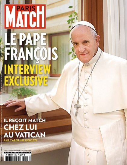 Paris Match 3465 - 15 au 21 Octobre 2015