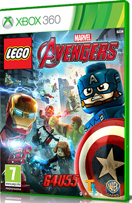 LEGO Marvel's Avengers DOWNLOAD XBOX 360 ITA (2016)