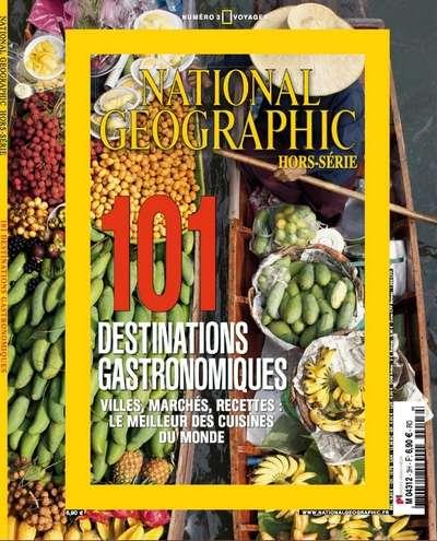 National Géographic Hors Série Voyages 3 - 2013