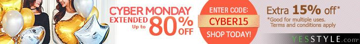 Cyver Monday Sale 2015
