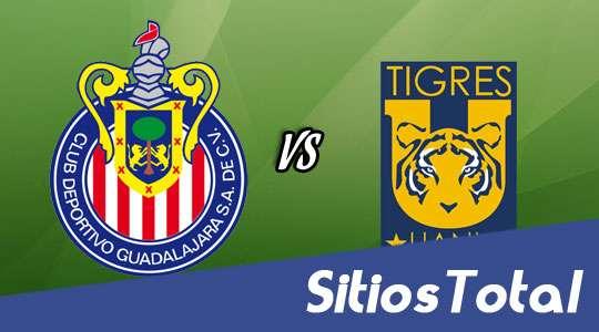 Ver Chivas vs Tigres en Vivo – J3 Clausura 2016 – Domingo 24 de Enero del 2016