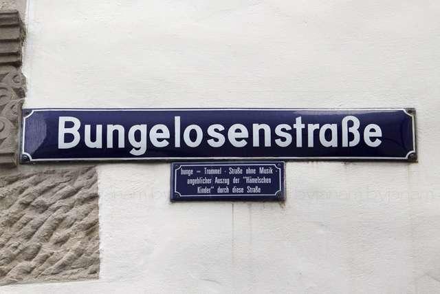 Bungelosenstraße Hameln