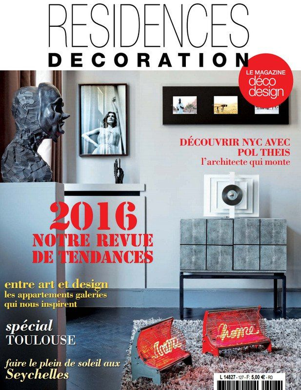 Residences Decoration - Janvier-Février 2016