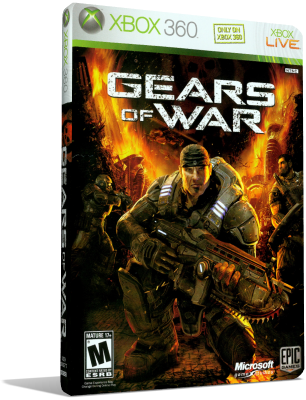 [XBOX360] Gears Of War (2006) - FULL ITA