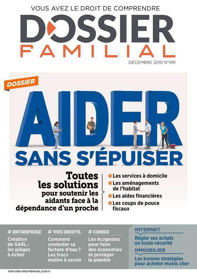 Dossier Familial 491 - Décembre 2015