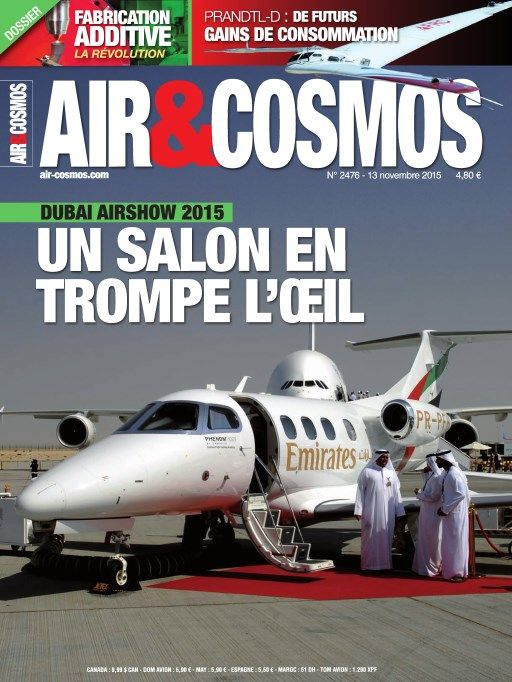 Air & Cosmos 2476 - 13 au 19 Novembre 2015