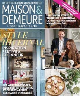 Maison & Demeure - Decembre 2015 - Janvier 2016