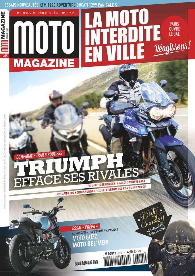 Moto Magazine - Mars 2015